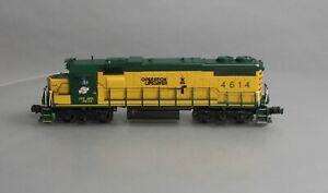 "K-Line K2400-4614 Chicago & North Western ""Operation Lifesaver"" GP38-2 Diesel"