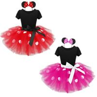 Baby Toddler Girl Kid Fancy Tutu Dress Costume Party Outfit Xmas Cosplay Clothes