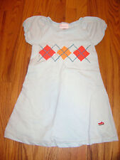 BITTY BABY AMERICAN GIRL DRESS for GIRLS size L 6/6X BLUE COTTON RETIRED