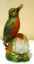 vintage kingfisher figure bone china? stands 6 inches #5737?