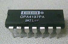 1PCS OPA4137PA Low Cost FET-Input Operational Amplifier