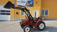Kleintraktor Hinomoto C 174 Frontlader Allrad  Traktor Schlepper