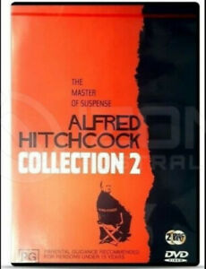 Alfred Hitchcock : Collection 2 (DVD, 2004, 2-Disc Set)