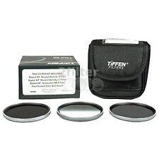 Tiffen 58mm Digital Ht Neutral Density Kit - Nd 0.6, Nd 1.2, Color Grad Nd 0.6