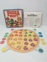 PIZZA PARTY Game - Vintage 1987 Parker Brothers - 100% Complete RARE!