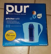 NEW - PUR Water Filtration System Pitcher Refill CRF-950Z