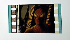 Spider-Man 2002 Pulled Trailer 35mm Genuine Film Cell WTC Twin Towers Rare MCU B