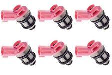 6 FUEL INJECTORS NISSAN PATHFINDER R50 NAVARA D21 D22 VG30E 3.0L VG33E 3.3L V6