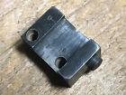 Vintage Lyman Micrometer Receiver Peep Sight Base Only