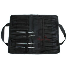 Utility Metal Jig Bag Fishing Tackle Knife/Vertical Lure Storage Case Heavy Duty
