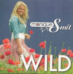 Monique Smit ‎– Wild  -   new cd single