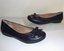 Sonoma Dark / Navy Blue Flats Size 7 Loafers Slip On Shoes