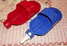 New Lot of (2) Curry for  Washing &  Grooming  Hose Attachment