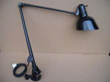 Sis Gelenkarmleuchte Schreibtisch Lampe Leuchte Bauhaus Werkstattlampe 20er alt