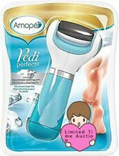 Auction! Amope Pedi Perfect Electronic Foot File Battery Operated Great Deal !