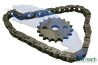 Land Rover Defender & Discovery 2 TD5 Oil Pump Chain & Sprocket Kit LQX100130R