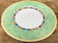 1 Salad Plate Twist Alea Verde 135628 Checked Blocks 1361 Villeroy Boch Colorful