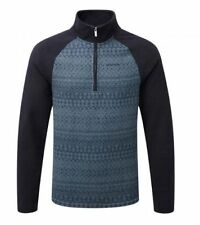 Christmas Zip Neck Jumpers & Cardigans for Men