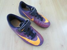 BOYS NIKE MERCURIAL FOOTBALL BOOTS  SIZE 13 UK