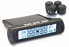 Streetwize In Car Vehicle Bluetooth Tyre Pressure Monitoring System Gauge Black