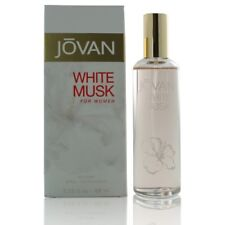 JOVAN WHITE MUSK by Coty 3.25 oz Eau de Cologne Spray NEW in Box for Women