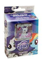My Little Pony Sammelkarten - Premiere Edition - Theme Deck Rarity & Rainbow Das