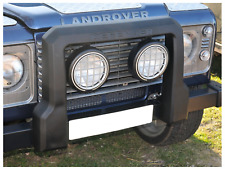 LAND ROVER DEFENDER FRONT BUMPER A BAR BRUSH GUARD VPLPP0060