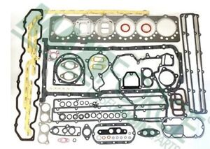 RE506220 Overhaul Gasket Kit for John Deere 6081 Engines