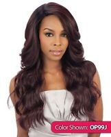 FreeTress Equal Brazilian Natural Invisible L Part Lace Front HAIR Wig Danity