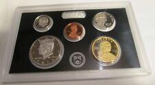 2013 Silver Partial Proof Set U.S. Mint  5 coins Silver Half & Silver Dime