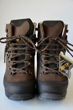 Hanwag Alaska Lady GTX Hiking Boots Size: 4.5 Brown Lace Up Handmade Shoe EU 36