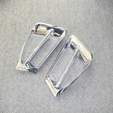 Chrome Air Exhaust Intake Accent Trim For Honda Goldwing GL1800 2012-2016