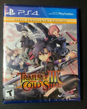 The Legend of Heroes Trails of Cold Steel 3 [ Launch Edition ] (PS4) NEW