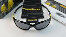 Oakley Straight Jacket Lance Armstrong Black/Black Iridium+Box Livestrong NEW