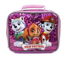 Nickelodeon Paw Patrol 9.5 inch Lunch Kit: Pink NEW!