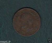 5 centimes Napoléon III 1856 (Réf : 56)