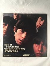 Rolling Stones Out of Our Heads Mono London 45 LP Album Record FREE SHIPPING