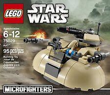 LEGO Star Wars 75029 Microfighters AAT