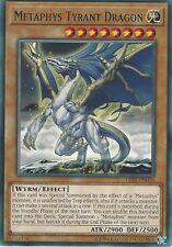 YU-GI-OH CARD: METAPHYS TYRANT DRAGON - RARE - CIBR-EN026