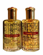 MUKHALLAT KASHKA & SANDALWOOD 36ML EXCLUSIVE TO FRAGRANCE OF ARABIA PACK OF 2