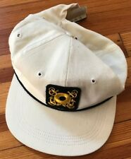 6ec7305c6ac Vintage Aspen Colorado Hat Cap Rare Anchors Nautical Imperial Hats Denver