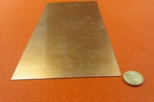 "510 Phosphor Bronze Sheet  .032"" (+/-.004"") Thick x 6.0"" Wide x 12.0"" Length"