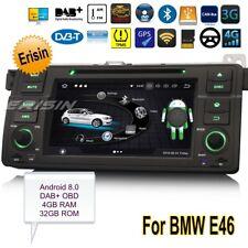 "DAB+ BMW E46 Car DVD GPS Android 8.0 3er M3 MG ZT Rover 75 DVB-T 2-UI 3G 7""7546G"