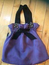 Vera Wang Lavender Label Bag