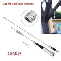 SG-M507 Diamond Antenna Dual Band Mobile Radio Antenna UHF/VHF 144/430MHz fr Car