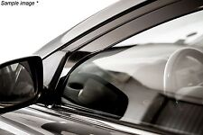 WIND DEFLECTORS compatible with SUBARU FORESTER IV 5d since 2013 4pc HEKO