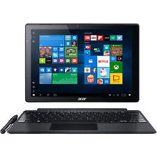 ACER Switch Alpha 12 Fit (SA5-271-FIT), Convertible mit 12 Zoll, 256 GB Speicher