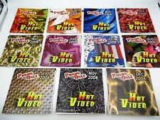 Promo Only Video DJ Hot Video DVDs - 2006 - Entire Year Except October
