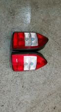 Zafira GSI Turbo Rear Lights Pair 2003 Clear Excellent Condition