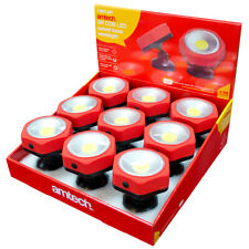 3W Cob Led Swivel Base Worklight Torch Super Bright Light Portable Camping New